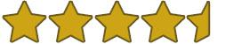 星評価4.5